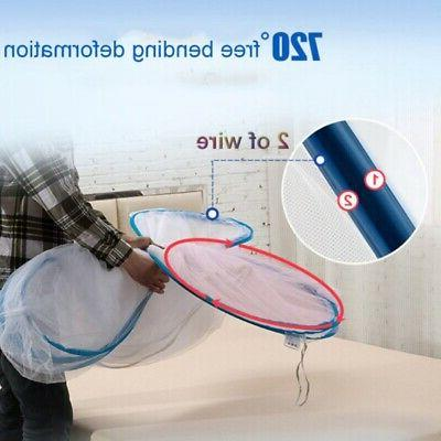 Mosquito Net Folding Bed Free Standing Door Netting