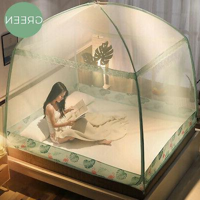 Folding Freestand Bed Mosquito Net For 1.8×2M