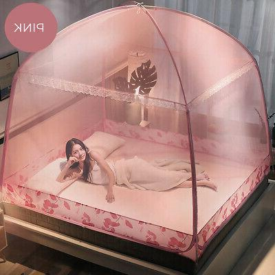 Folding Bed Mosquito Net Screen For 1.8×2M