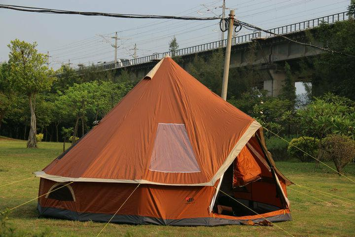 Glamping Camping Tent Hiking Mosquito Shelter