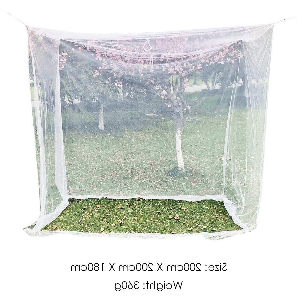 Hiking Camping Indoor Insect Bug Mesh Canopy Tent