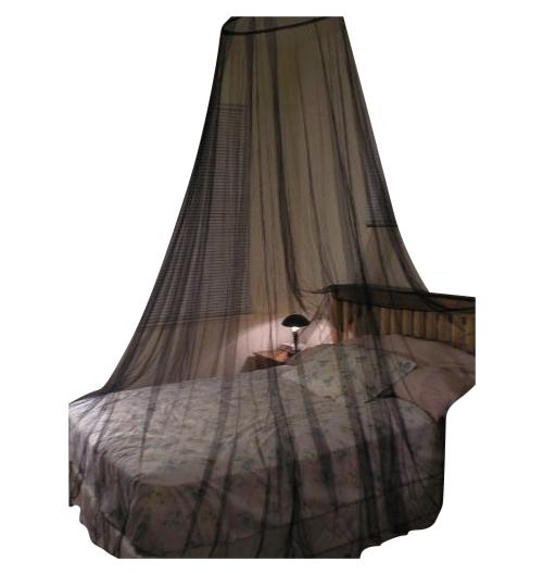 hoop functional bed canopy mosquito net fit