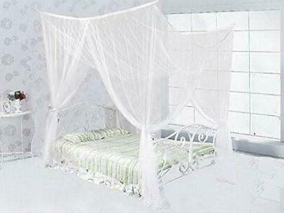 Bed Canopy to Corner Net