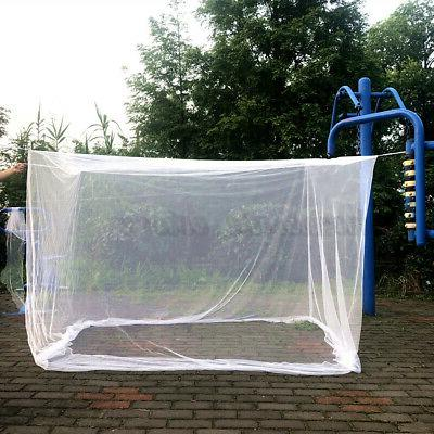Insect Fly Net Netting Outdoor Portable White