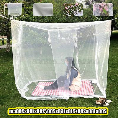 Insect Netting Indoor Camp Portable White Bug