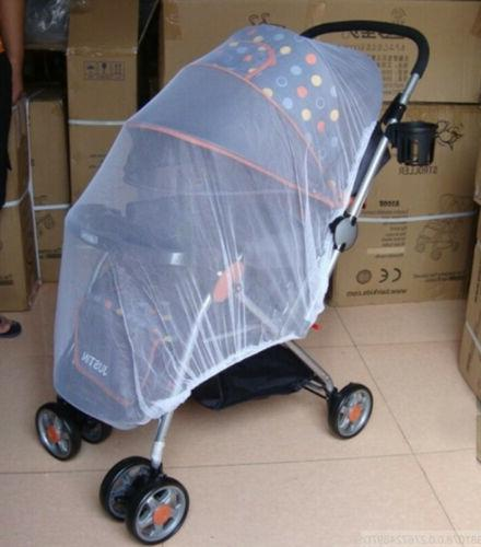 Kids Mosquito for Stroller,Carriers,Car Seats,Cradles Summer White