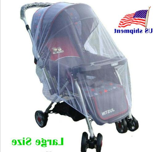 kids baby mosquito net for stroller carriers