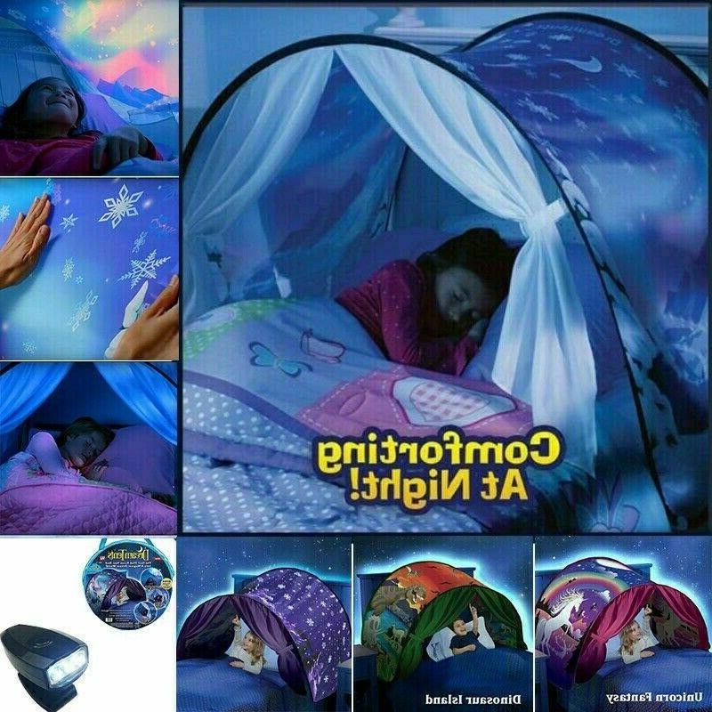 Kids with Light Night Sleeping Foldable