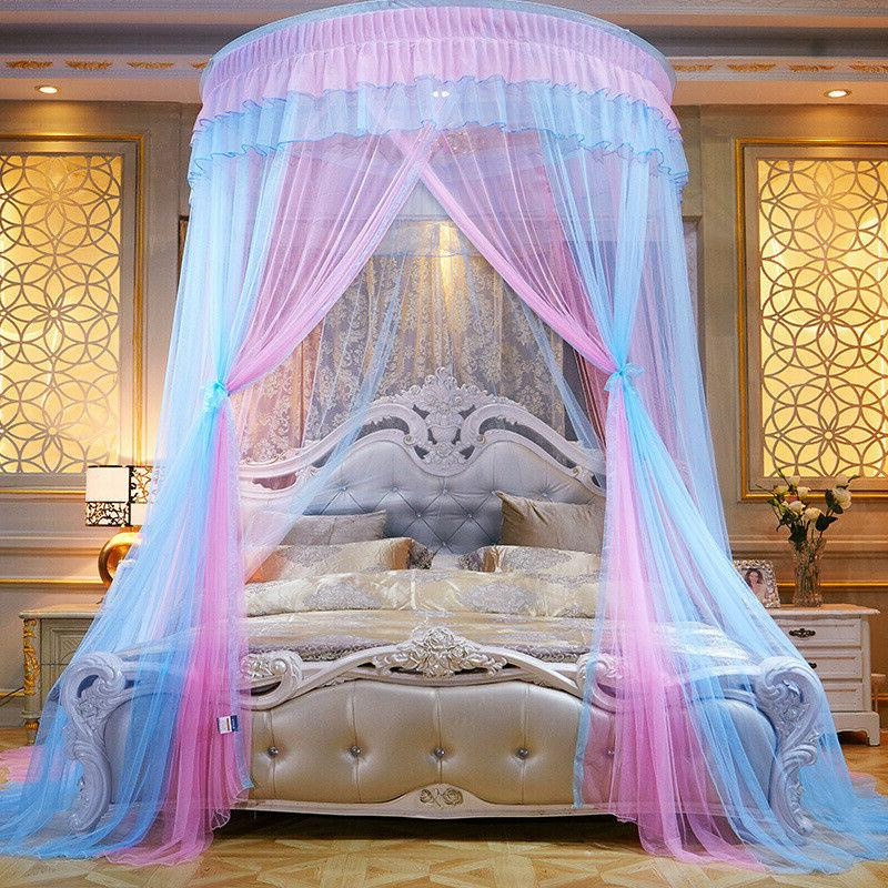 Luxurious Princess Curtains Mosquito Dome Hanging
