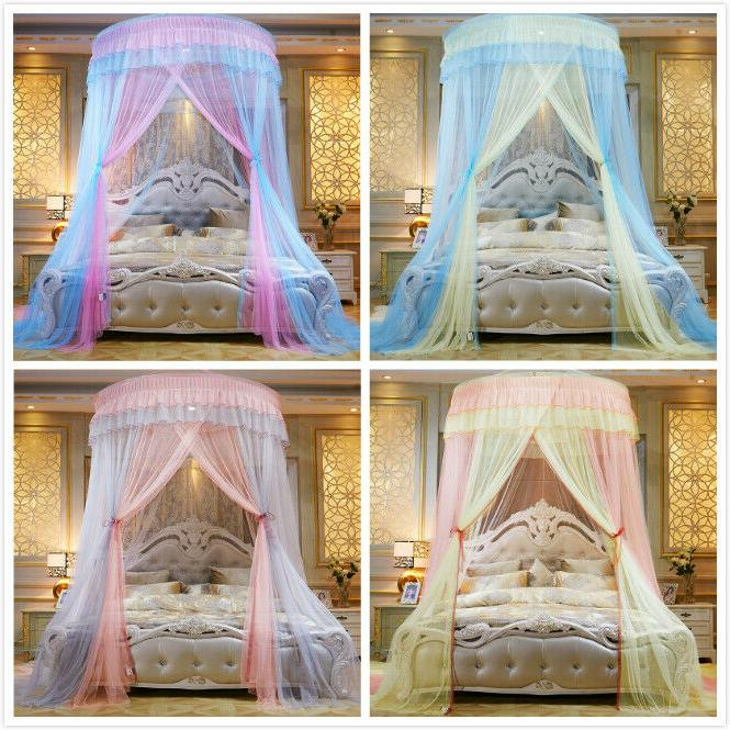 luxurious princess bed netting curtains mosquito net