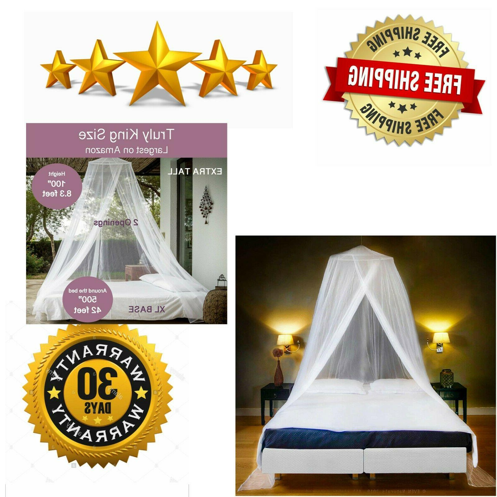 luxury bed canopy mosquito net largest