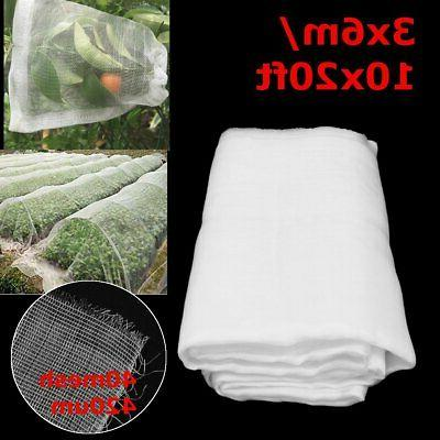mosquito garden bug insect netting barrier bird
