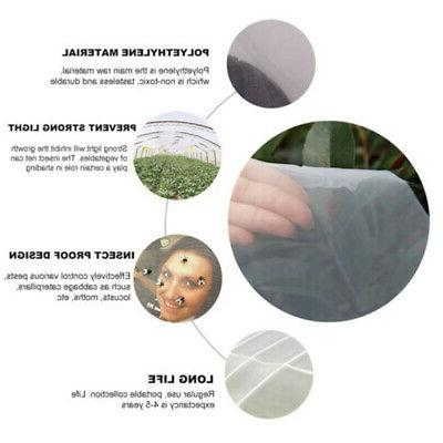 Mosquito Garden Insect Netting Insect Net Plant
