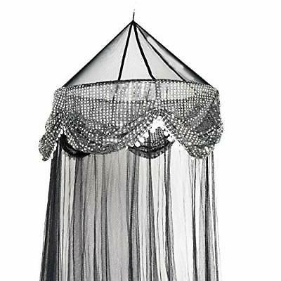 OctoRose Canopy Mosquito Net Bed, Dressing Room,