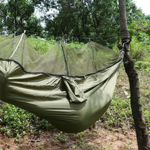 Outdoor Double Person Travel Tent Hanging Hammock