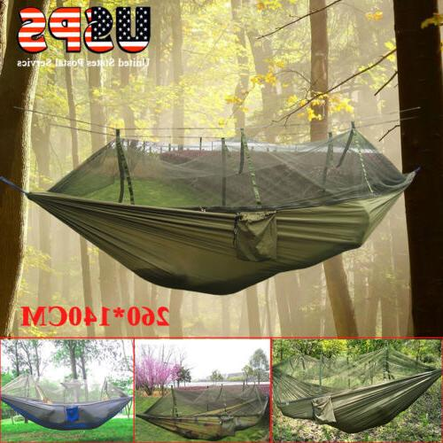Outdoor Camping Person Travel Tent Hanging Bed Net