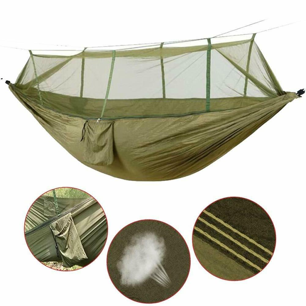 Outdoor w/Mosquito Bed Swing