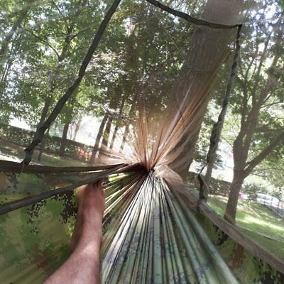 Outdoor Camping Mosquito Swing Parachute