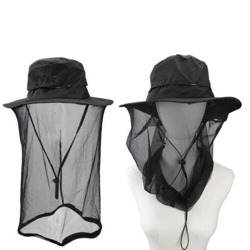 Outdoor Mosquito Hat Mask Camping