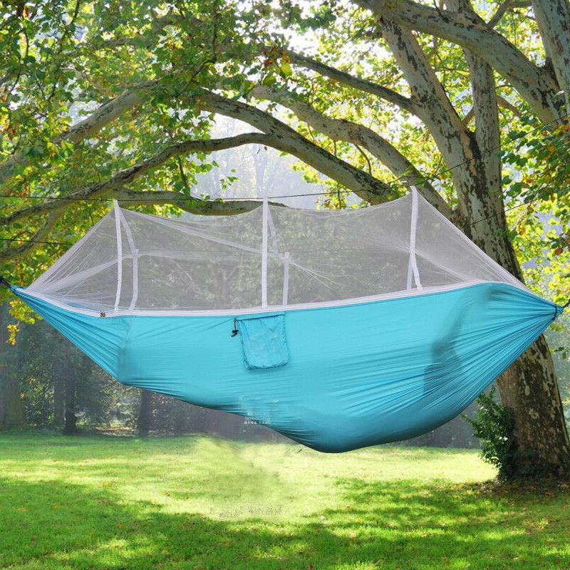 Outdoor Portable Camping Net Travel Bed Swing