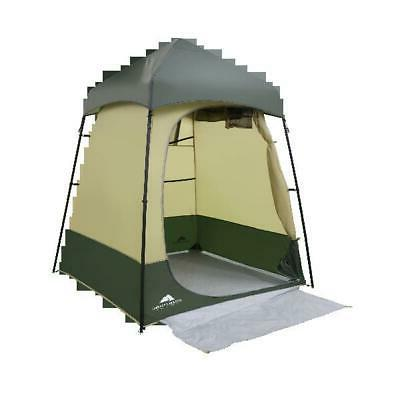 portable camping shower tent lighted changing room