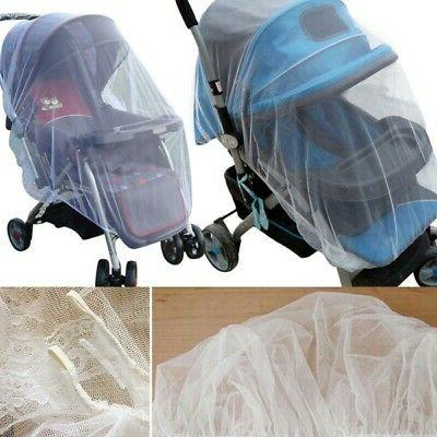 Baby Mosquito Net Car Infant Bug Protector Cover