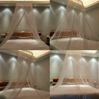 Stars Round Bed Canopy Mosquito Net for Play
