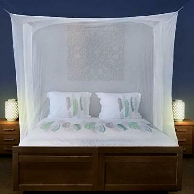 Mosquito Net for Single to King-Sized Beds – 2 Side Openin