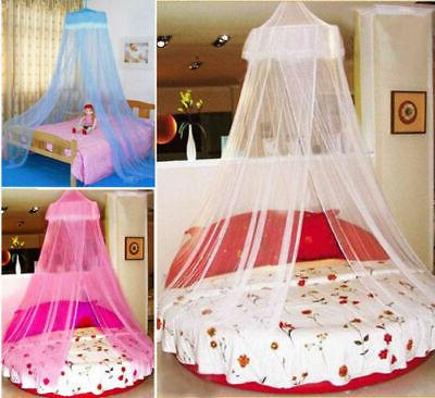 US Mosquito Bed Queen Size Home Lace Elegant Princess