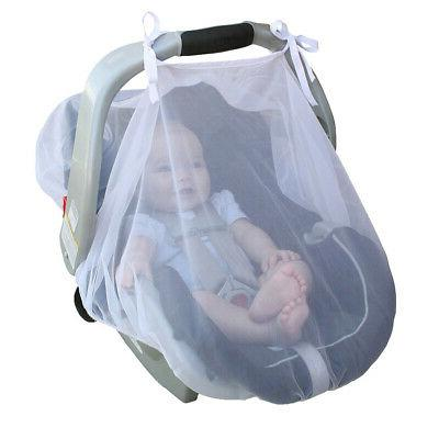 ventilated baby mosquito net infant carriage stroller