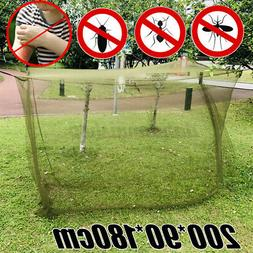 Large Outdoor Camping Mosquito Insect Net Netting Cover Trav