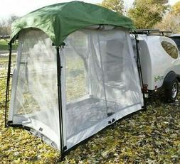 PahaQue Little Guy 5' x 7' Trailer Tent 2-Person Camping Roa