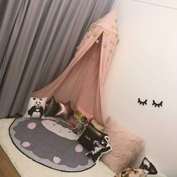 Luxury Lace Girl Baby Bed Canopy Mosquito Net Princess Play