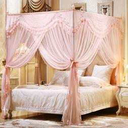 Luxury mosquito net & frame Bed netting Bed curtain Bed cano