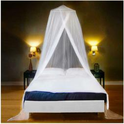 EVEN NATURALS Luxury Mosquito Net Bed Canopy, Large: for Sin