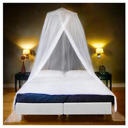 Luxury Mosquito Net Bed Canopy Ultra Large Single King Size