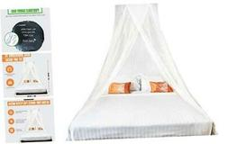 MEKKAPRO Extra-Large King Mosquito Bed Net, Made for King Qu