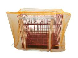 Mesh Mosquito Net for Pet Cage