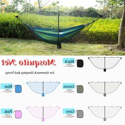 Mesh Mosquito Net Outdoor Camping Hiking For Double Hammock