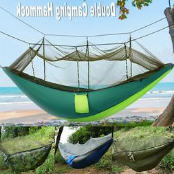 Military Double Person Hammock Tent with Mosquito Net for Ou