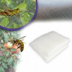 US Mosquito Garden Bug Insect Netting Insect Barrier Bird Ne