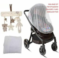 Mosquito Net & Toy Bar Shape Music for CHICCO Baby Stroller