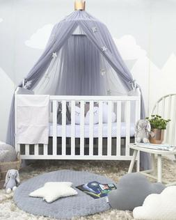 Mosquito Net Canopy Dome Princess Bed Tents Childrens Room D