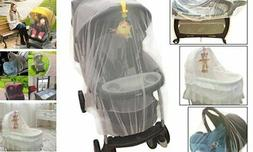 Croc n frog Mosquito Net for Baby Stroller, Crib, Pack and P