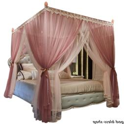 mosquito net for summer double layers netting romantic room