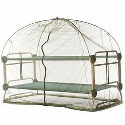 Disc-O-Bed Mosquito Net and Frame for Cam-O-Bunk