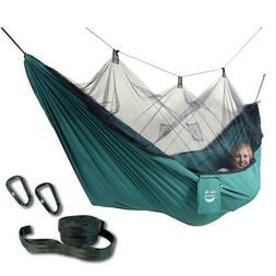 Mosquito Net Hammock 330 lbs Capacity Breathable High-Qualit