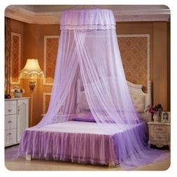 Mosquito Net Netting Mesh Bed Canopy Fly Insect Protection R