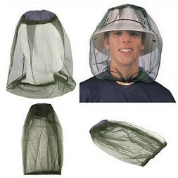 Mosquito Net Protector Face Midge Hat Mesh Insect Travel Bug