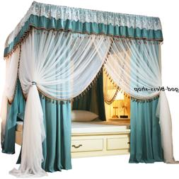 mosquito net with stainless steel frames double layers bed n